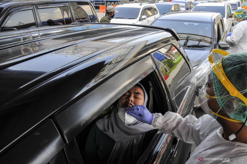 Polda Metro Jaya temukan 834 warga DKI Jakarta terindikasi COVID-19