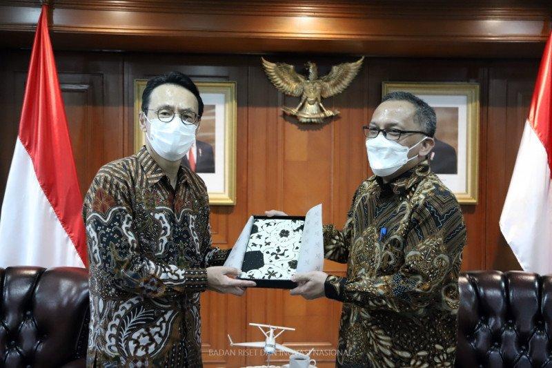 Kepala BRIN harapkan peningkatan kerja sama dengan Jepang