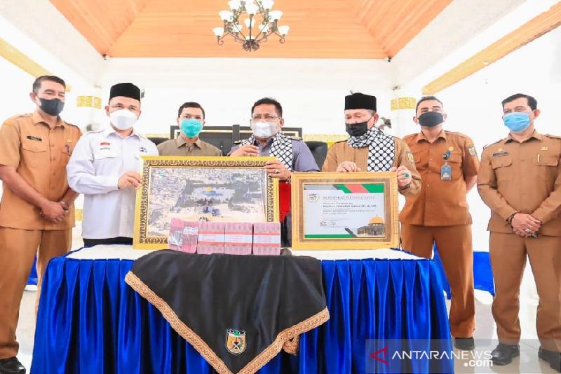 ASN Banda Aceh kumpulkan ratusan juta rupiah bantu rakyat Palestina