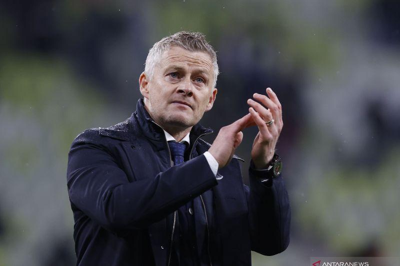Solskjaer akui MU tidak tampil baik saat kalah di final Liga Europa