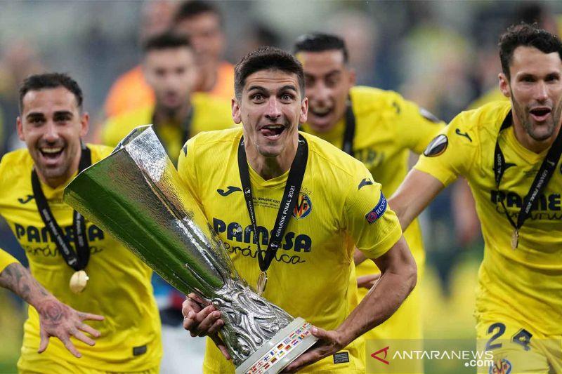Gerard Moreno dinobatkan sebagai Pemain Terbaik Liga Europa 2020/21