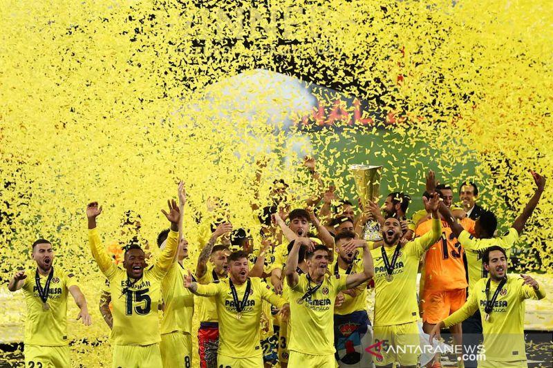 Villarreal juarai Liga Europa