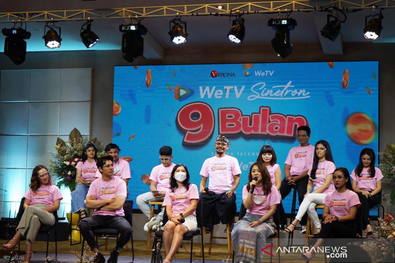 WeTV Sinetron 9 Bulan mulai tayang tanggal 27 Mei 2021