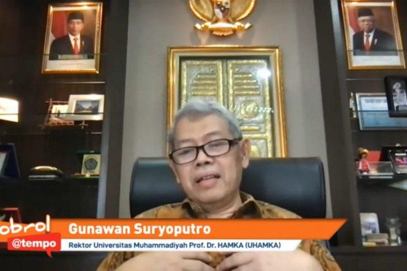 Rektor: Uhamka telah menerapkan Kampus Merdeka sejak lama