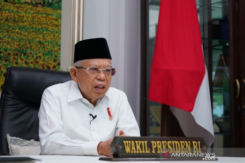 """Wapres ingin pesantren jadi pengawal """"wasathiyah"""" Indonesia"""