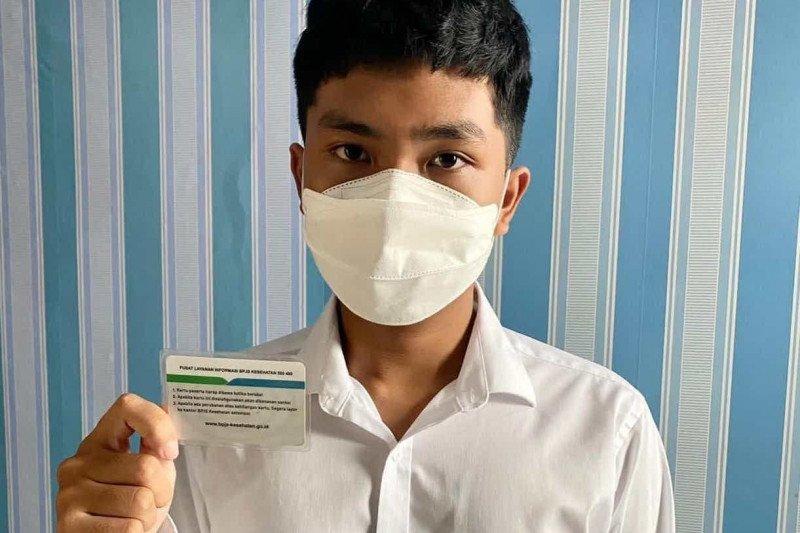 Mahasiswa peserta JKN-KIS apresiasi kemudahan pelayanan kesehatan