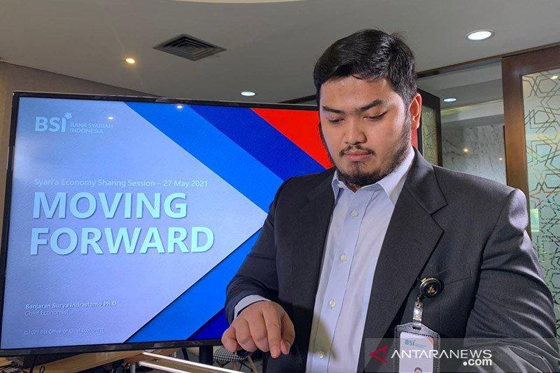 BSI prediksi ekonomi Indonesia kuartal II 2021 dekati lima persen