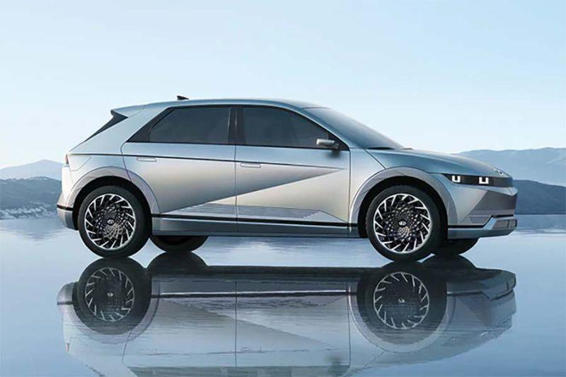 Hyundai Ioniq 5, lima menit isi daya bisa 100 km