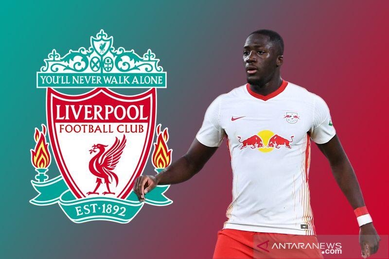 Liverpool boyong Ibrahima Konate dari Leipzig