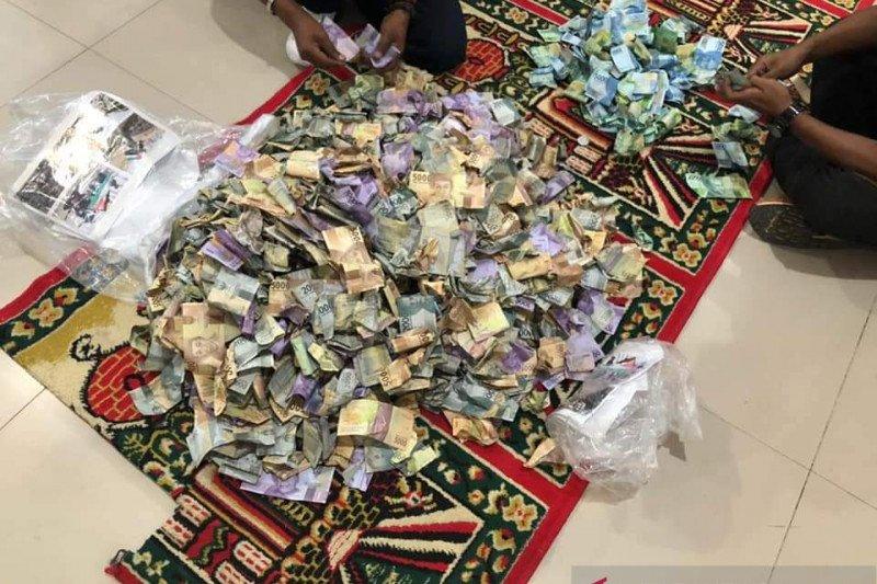 Peduli Palestina, Nagari di Agam ini donasikan bantuan Rp104 Juta