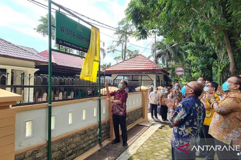Kajati Sumbar meresmikan Wisma Adhyaksa di Padang