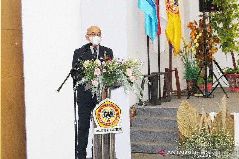 Universitas Lambung Mangkurat cetak 1.808 dokter