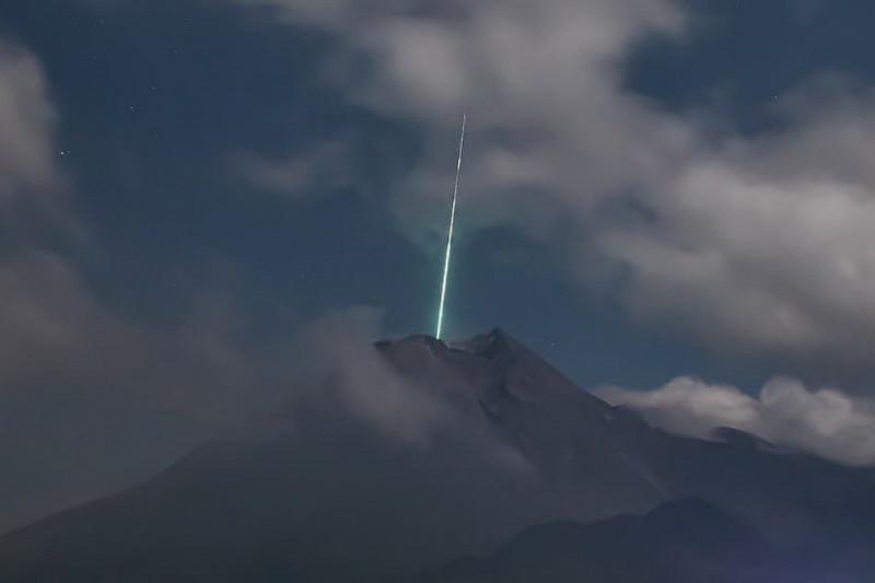 BPPTKG pastikan tidak ada benda jatuh di Gunung Merapi