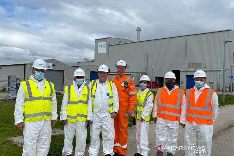 Inggris makin lirik pasokan bahan baku energi terbarukan Indonesia