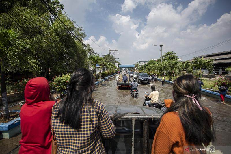 Ini permintaan MUI terkait prediksi Jakarta tenggelam