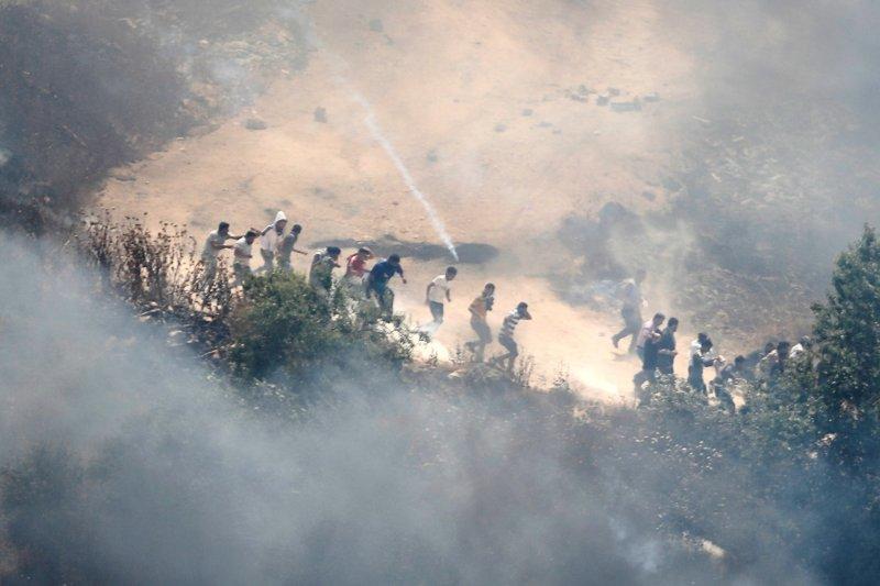 Pasukan Israel serbu permukiman Silwan di Yerusalem