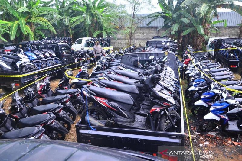 Polisi gagalkan penjualan motor dan mobil bodong ke Timor Leste