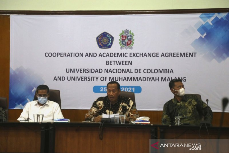 UMM perluas kerja sama internasional gandeng UNAL Kolombia