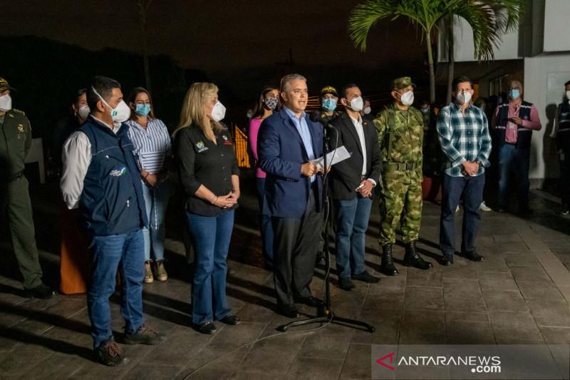 Presiden Kolombia benarkan kemunculan varian Delta
