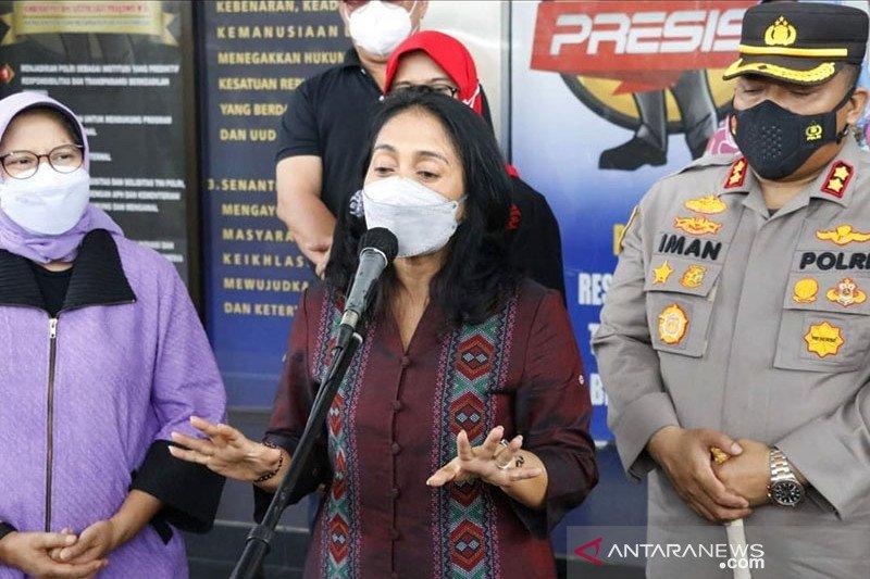 Menteri PPPA apresiasi penanganan kekerasan anak di Tangerang Selatan