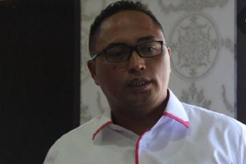 Jenazah Briptu Sanoi dievakuasi dari Oksamol perbatasan RI-PNG