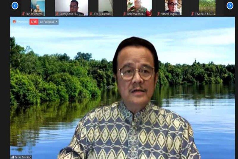 Anggota DPD: Kemen LHK perlu revisi pembebasan lahan untuk food estate