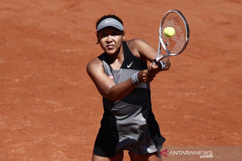 Naomi Osaka absen di Wimbledon, fokus ke Olimpiade Tokyo