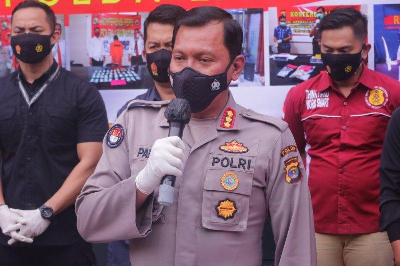 Polda Lampung membenarkan Divisi Propam Mabes Polri OTT oknum polisi