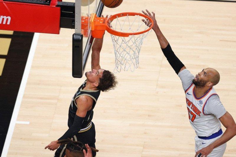Trae Young bawa Hawks ungguli sementara Knicks 3-1
