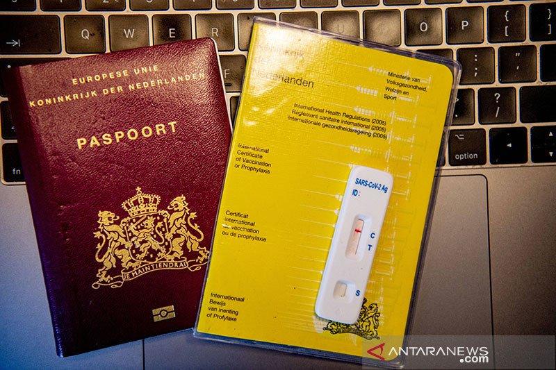 Jepang atur penggunaan paspor vaksin untuk berpergian di 10 negara