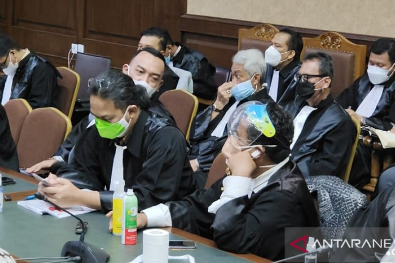 Hotman Paris: Benny Tjokrosaputro tidak kendalikan MI kasus Jiwasraya