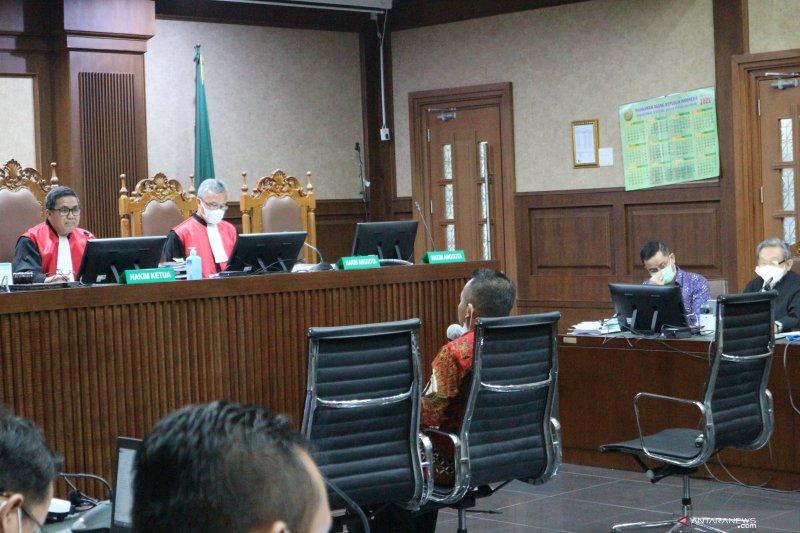 Saksi jelaskan pembagian jatah bansos anggota DPR dan pejabat Kemensos