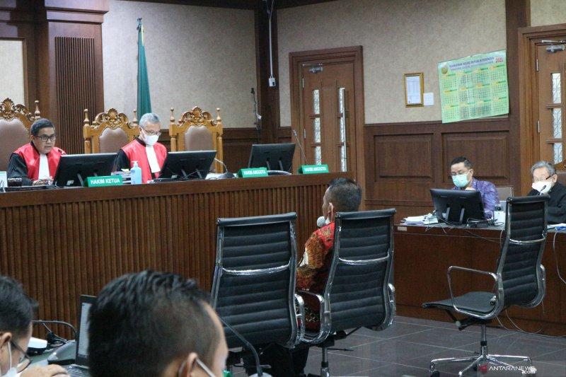 Saksi ungkap Juliari kecualikan satu perusahaan untuk ditarik