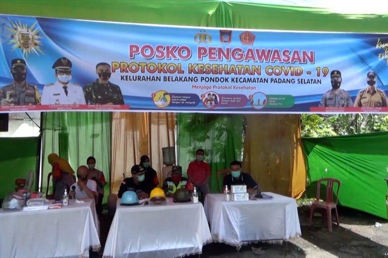 Cara Padang Selatan awasi penerapan protokol kesehatan warganya