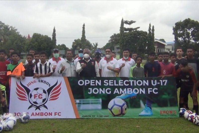 Mantan pelatih Persija mulai seleksi pemain Jong Ambon FC