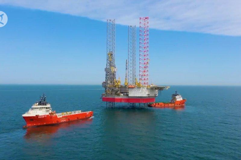 Sistem sumur minyak bawah laut pertama China selesaikan uji coba di laut
