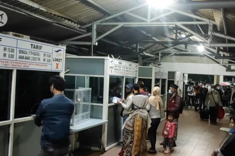 Wagub Banten evaluasi pemeriksaan GeNose C19 di Pelabuhan Merak