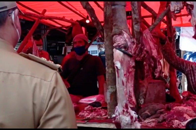 Gubernur Babel minta pedagang jual daging sesuai HET yang ditetapkan