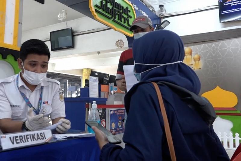 KAI Sumut perketat pemeriksaan surat keterangan perjalanan penumpang
