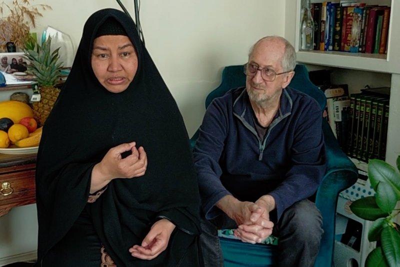 Laporan dari Inggris - Pencarian Islam pasangan Inggris-Indonesia