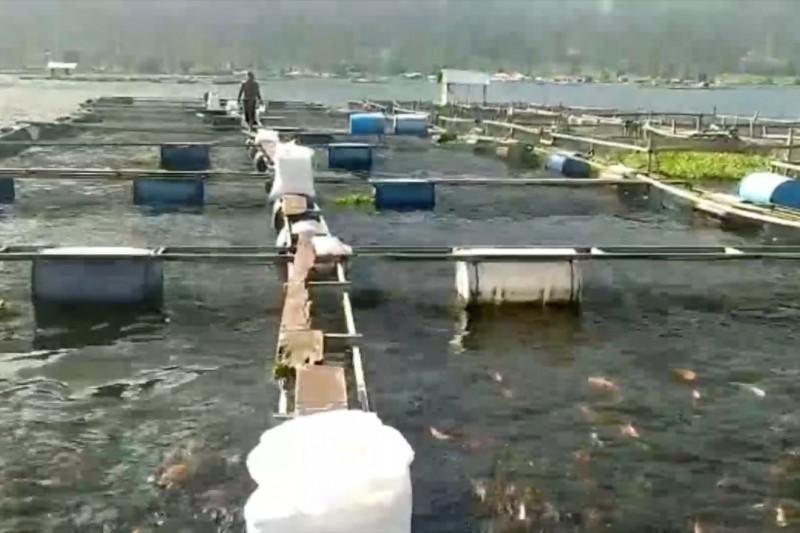 Dana APBN, revitalisasi Danau Maninjau mulai Agustus 2021