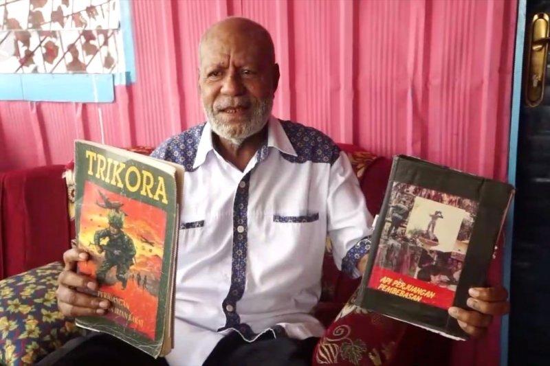 PejuangPapua: Milenial jangan lupakan sejarah pembebasanIrian Barat