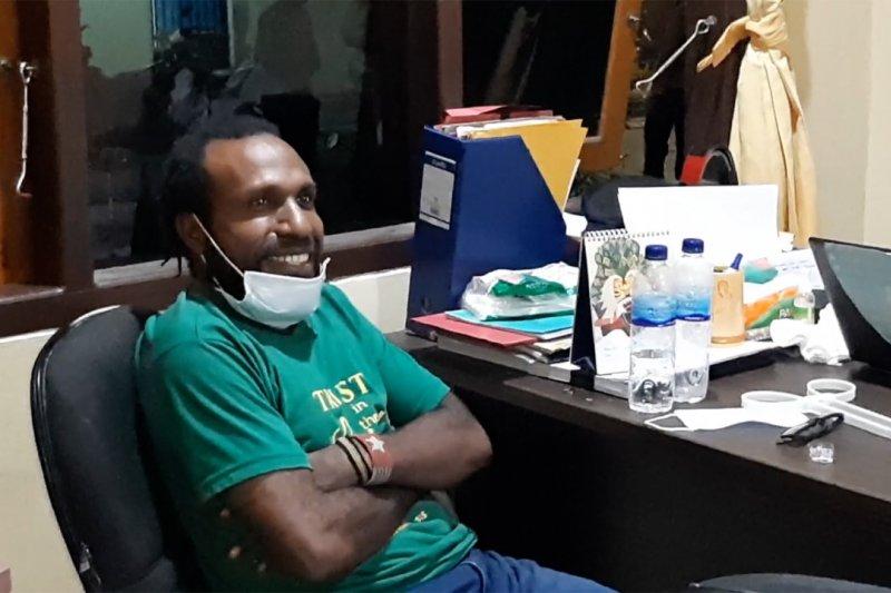 Victor Yeimo ditangkap, Polda Papua dalami hubungannya dengan KKB