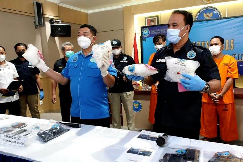 BNNP Jatim fokus berantas pengedar narkoba jaringan Madura