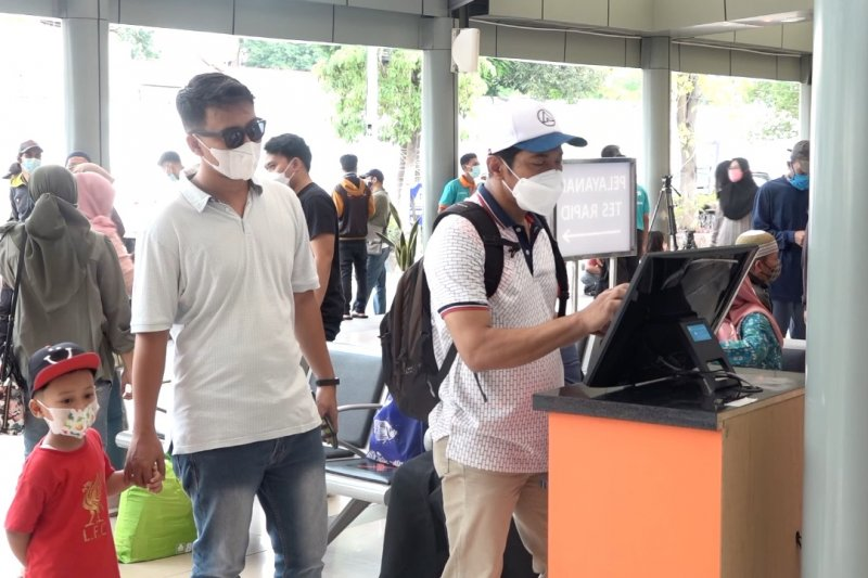 KAI Daop 1 Jakarta tidak jual tiket kereta jarak jauh 6-17 Mei 2021