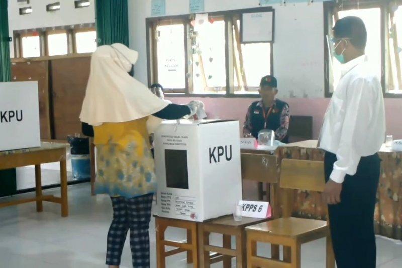 Partisipasi pemilih PSU Pilgub Jambi tinggi, prokes juga berjalan