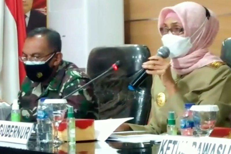 Penjabat Gubernur pastikan PSU Pilgub Jambi terapkan prokes ketat