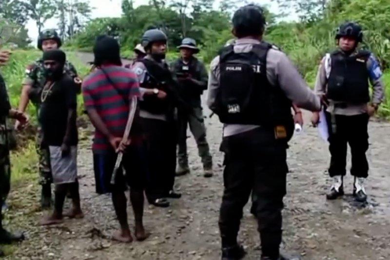 Konflik Papua, LIPI minta pemerintah utamakan keselamatan warga