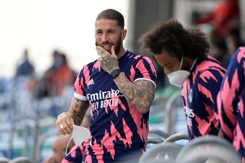 City siapkan kontrak dua tahun untuk Sergio Ramos