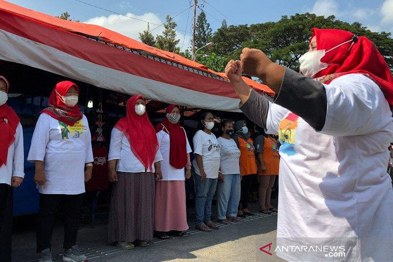 Komunitas Malioboro kompak kumandangkan Garuda Pancasila pada 1 Juni